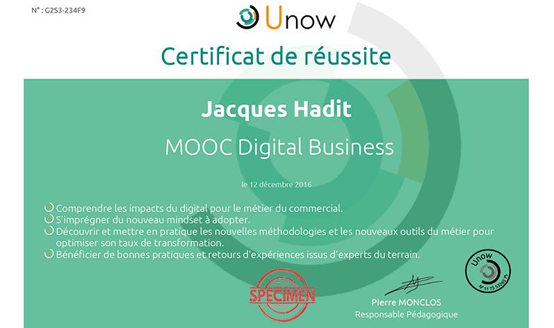 Certificat-mdb