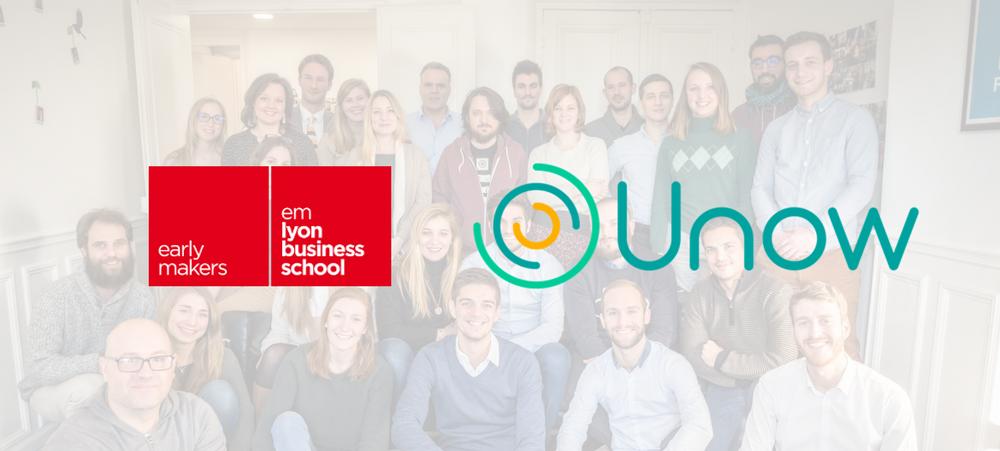Unow et emlyon business school partenaires pour lancer 4 MOOC en 2017