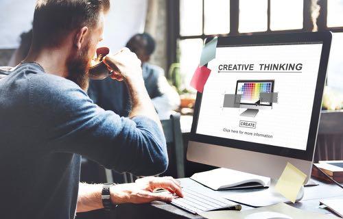 Etre plus créatif grâce au design thinking.