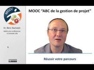 Rémi Bachelet, créateur du MOOC gestion de projet