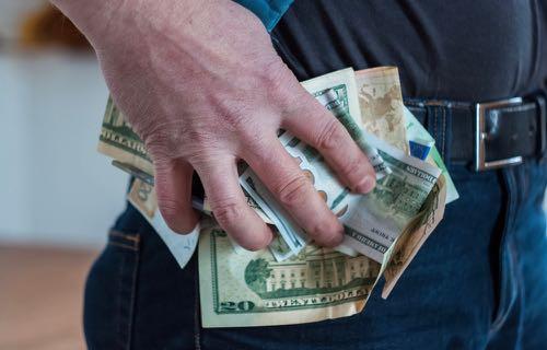 Idée reçue numéro 3 : il ne pense qu'à l'argent
