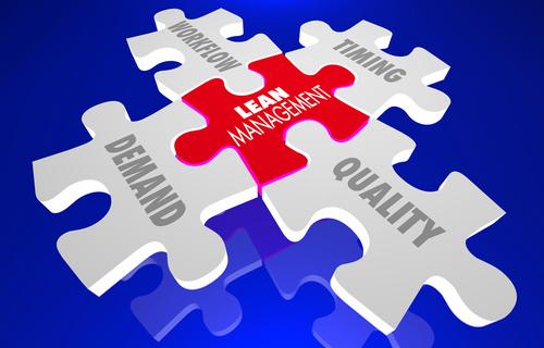 Evolutions et principales applications du lean management.