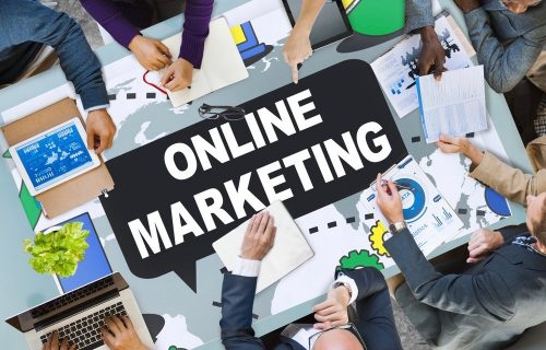 stratégie online marketing