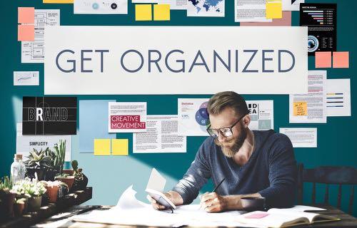 Savoir rester organiser et prioriser ses actions