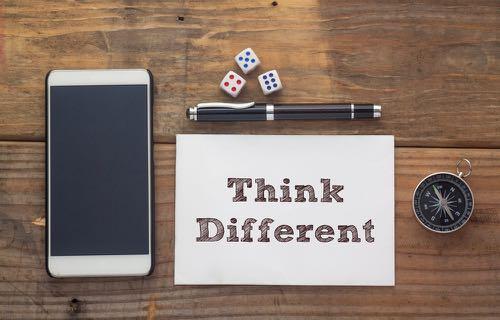Apprendre à penser différement