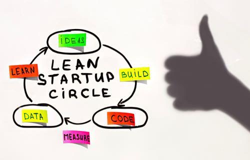 Comprendre le processus Lean Startup