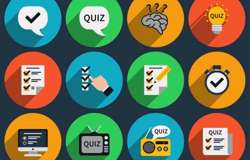 Quiz et activités pédagogiques des MOOC.