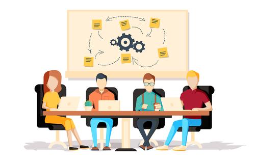 La planification de sprint : une réunion essentielle dans un projet scrum.