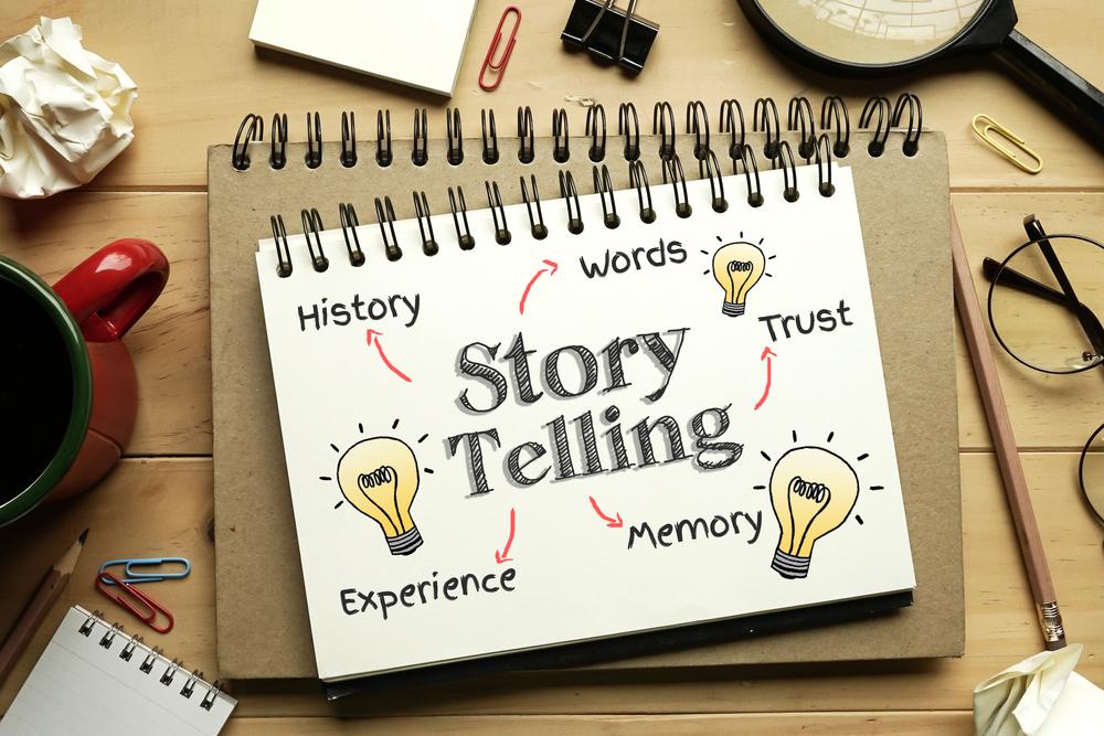 Storytelling en formation